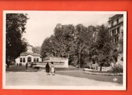 TRK-11  Divonne Entrée Des Bains. ANIME. Circulé 1951 - Divonne Les Bains