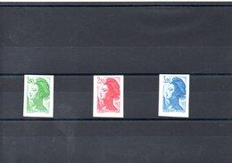 FRANCE N°2375/7 ND - Unused Stamps