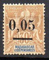Col11    Madagascar  N° 52 Neuf Sans Gomme : 14,00 Euros - Madagascar (1889-1960)