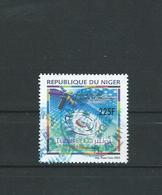 Timbre Oblitére Du Niger 2005 - Niger (1960-...)