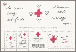 2015 - Bloc Feuillet F5001 CROIX-ROUGE  N° 5001 NEUF** LUXE MNH - Sheetlets