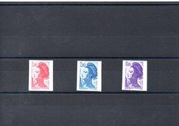 FRANCE N° 2274/6 ND - Unused Stamps