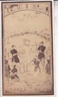 COCHINCHINE Martyre Du Vénérable MARCHANT Diocèse De Besançon De La Société Des Missions Etrangères 1835 Format CDV - Images Religieuses