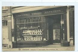 Charleroi Librairie Govaers Rue D'Orléans - Charleroi