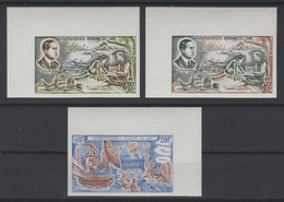 LAOS  1974  NON DENT / IMPERF With Margins  SPACE **MNH   Réf  268 B - Space