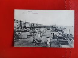 Anvers - La Place Du Steen Et L'Embarcadere - Belgique