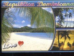 CPM République Dominicaine Multi Vues - Dominicaine (République)