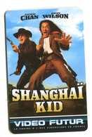 Carte VIDEO FUTUR - N°148 - Film De Cinéma - Shanghaî Kid - Jackie Chan - Frankrijk