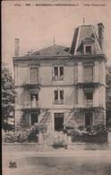 Cpa BOURBON L'ARCHAMBAULT (Allier) 03 - Villa Wasilewski N° 627 - Bourbon L'Archambault