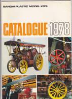 Catalogue Bandai 1978 - Autres Collections