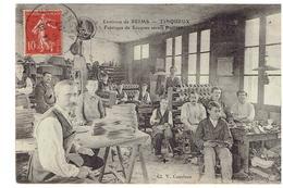 51 Tinqueux- Fabrique De Socques Peltier - France