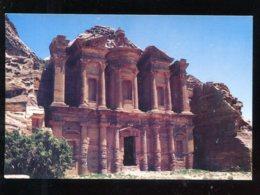 CPM Neuve Jordanie PETRA Le Monastère The Monastery - Jordanie