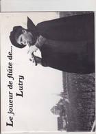 Joueur De Flûte De Lutry - Histoire