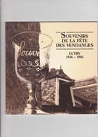 Souvenir Fête Des Vendanges - Lutry 1986 - Histoire