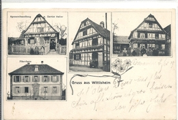 Gruss Aus Wittisheim - France