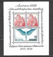 1938 - BF N. 4** (CATALOGO UNIFICATO) - Svizzera