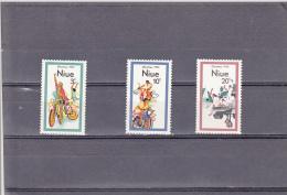 Niue Nº 153 Al 155 - Niue