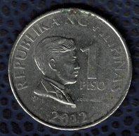 Philippines 2012 Pièce De Monnaie Coin 1 Piso Président José Rizal SU - Philippines