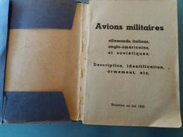 AVIONS MILITAIRES 1943 - Livres