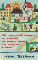 *ITALIA: GLOBAL ONE* - Scheda NUOVA (MINT) - Italia