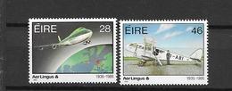 1986 MNH Ireland, Michel 594-5  Postfris** - Ungebraucht
