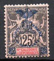 Col11    Nouvelle Caledonie N° 75 Neuf X MH  Cote  23,00 Euros - Nueva Caledonia