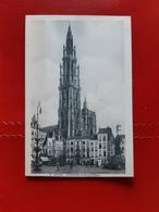 Anvers - Cathedrale Et Grand Place - Belgique