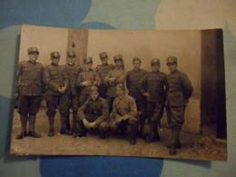 Foto   MILITARI  VERONA 1931 - Guerra, Militari