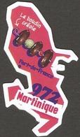 Le Gaulois – Département –972 – Martinique - Publicitaires