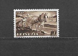 1941 - N. 367** - N. 368/69** - N. 370** (CATALOGO UNIFICATO) - Switzerland