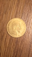 10 Francs Or 1858 A - Gold