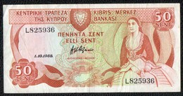 50c CHYPRE - Chypre