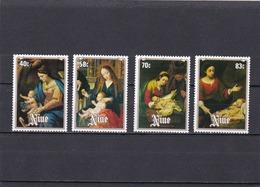 Niue Nº 458 Al 461 - Niue