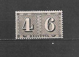 1943 - N. 384** - N. 385/86** - N. 387** (CATALOGO UNIFICATO) - Switzerland