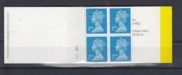 GB (KA) Michel Cat.No. Mnh/** Booklet 0-113a Cyl No - Markenheftchen