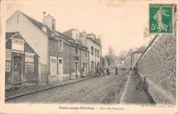 91 SOISY SOUS ETIOLLES Rue Des Donjons - Frankrijk