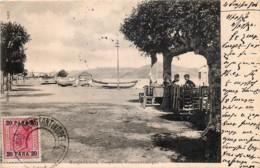 Turquie - Constantinople -  Boujoukgeré - Bosphore - Voir Oblitération - Turquie
