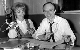 Radio Monte Carlo - Guy Vial Et Liliane Rose - Timbres