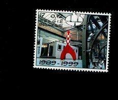Belgie 1999 2845 TINTIN Rocket To The Moon MNH - Belgique