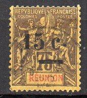 Col11    Reunion N° 54 Oblitéré  Cote  25,00 Euros - Oblitérés