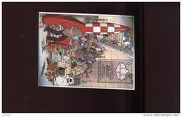 Belgie Blok Feuillet BL173 Tintin Kuifje Strips BD Comics - Blocs 1962-....