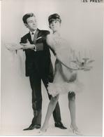 LES PRESTI - Illusionnistes, Artistes, Spectacle, Cirque - Photo  18 X 24 Cm - Photographs