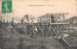 91 7 SOISY SOUS ETIOLLES L'Estacade - France