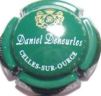 Deheurles Daniel N°15, Fond Vert - Champagne
