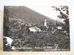 1961 - Treviso - Crespano Del Grappa - Madonna Del Covolo E Il Tomba - Il Santuario - Treviso