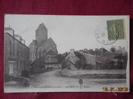 CPA - Besneville - L'Eglise - France