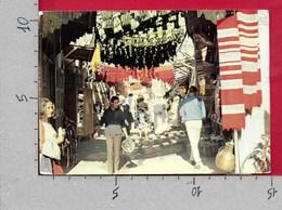 CARTOLINA VG MAROCCO - MARRAKECH - Dyers Lane - 10 X 15 - ANN. 1974 - Marrakech