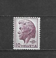1946 - N. 427** - N. 432** (CATALOGO UNIFICATO) - Switzerland