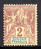 Col11   Soudan  N° 4 Neuf Sans Gomme  Cote  2,75 Euros - Soudan (1894-1902)