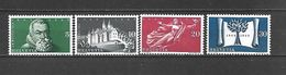 1948 - N. 453/56** (CATALOGO UNIFICATO) - Zwitserland